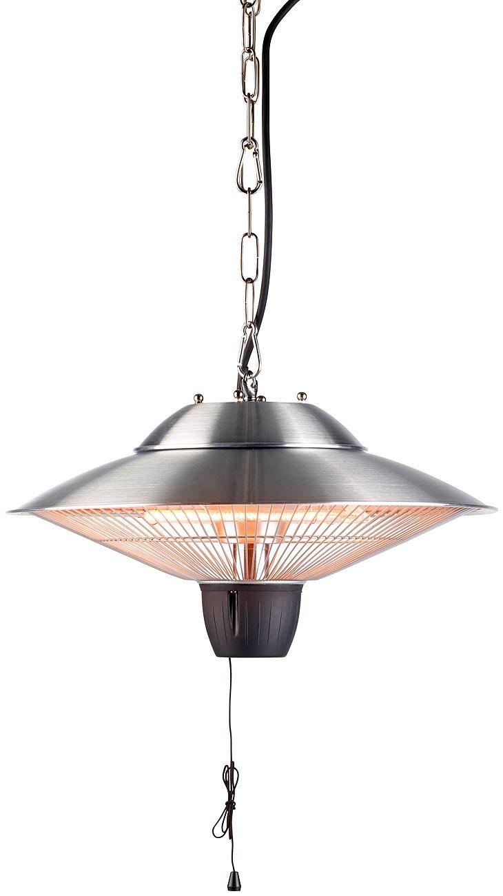 Semptec 1500 Watt InfrarotHeizstrahler IRW1510 für Deckenmontage  BeleuchtungRezension