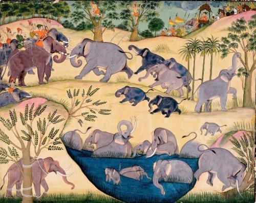 Artifact Puzzles - Bikaner Elephants