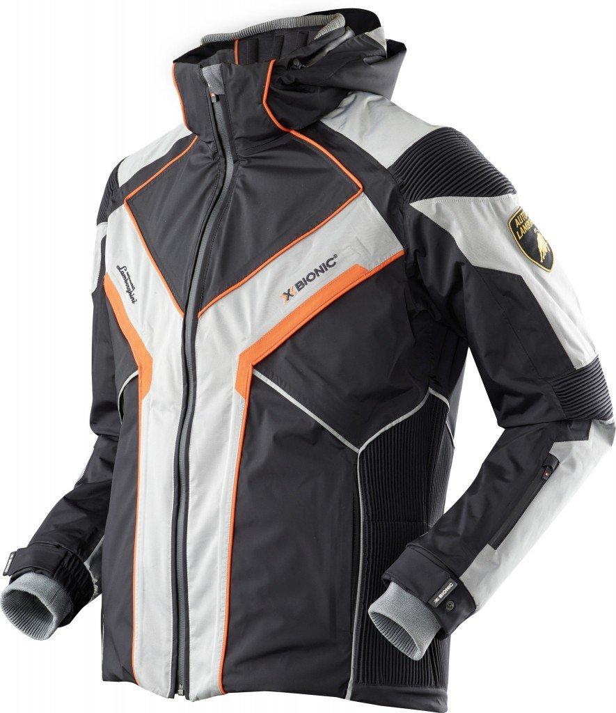 X-BIONIC for Automobili Lamborghini Formula Ski Jacket Xitanit 2.0