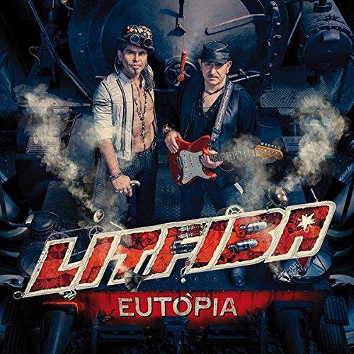 Eutopia [2 LP] - Vinile Trasparente in Edizione Numerata (Esclusiva Amazon.it)