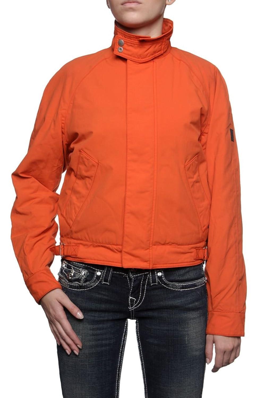 Belstaff Damen Jacke Blouson-Jacke SCOOTER, Farbe: Orange