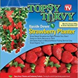 Topsy Turvy Tt091112 Strawberry Planter, As Seen On Tv