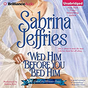 Wed Him Before You Bed Him Audiobook