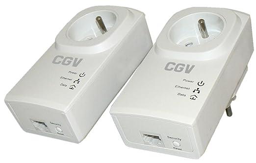CGV Homeplug 200 HD Carte Réseau et Adaptateurs Ethernet, Plan