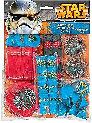 Star Wars Rebels Mega Favor Pack