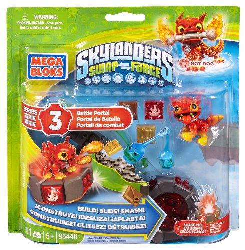Mega Bloks Skylanders Swap Force Hot Dog #95440 (Skylanders Hot Dog compare prices)
