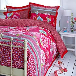 PIP Bettwäsche Chinoise Pink 135x200 cm