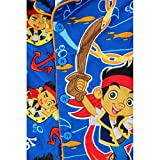 Jake and the Never Land Pirates Baby Toddler Flannel Pajamas