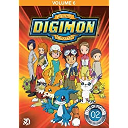 Digimon Adventure: Volume 6