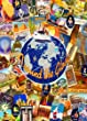Masterpieces Puzzles - World Traveler 1000 pc Suitcase