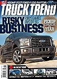 Truck Trend Magazine (1 year subscription)