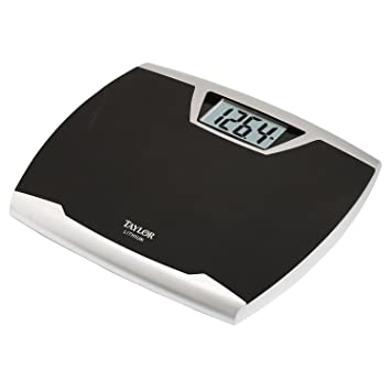 Taylor 7340 Super Capacity 440-Pound Digital Bathroom Scale