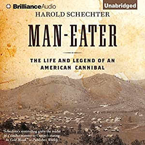 Man-Eater Audiobook