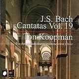J.S. Bach: Cantatas Vol. 19
