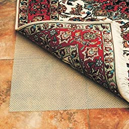 Grip-It Outdoor Area Pad for Rugs Over Hard Surface, 5 by 8-Feet