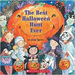 Amazon.com: The Best Halloween Hunt Ever (9780439192590
