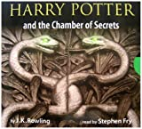 Harry Potter and the Chamber of Secrets (Book 2 - Unabridged 8 Audio CD Set - Adult Edition) J.K. Rowling