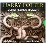 Harry Potter and the Chamber of Secrets (Book 2 - Unabridged 8 Audio CD Set - Adult Edition)by J.K. Rowling