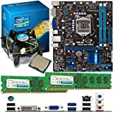 INTEL Core i3 3220 3.3Ghz, ASUS P8H61-MX USB3 & 8GB 1600Mhz DDR3 RAM Bundle