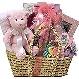 Greatarrivals Gift Baskets Baby Essentials Girl, Baby Gift Basket, 2.26Kg