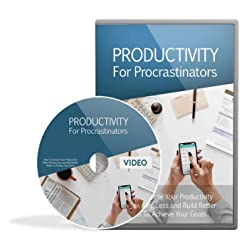 Productivity For Procrastinators Training Course