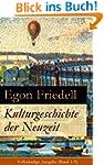 Kulturgeschichte der Neuzeit - Vollst...