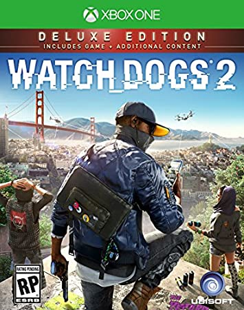 Watch Dogs 2: Deluxe Edition (Includes Extra Content) - Xbox One