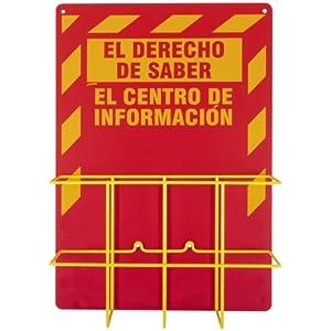 """Center, Legend """"El Derecho De Saber El Centro De Informacion"""