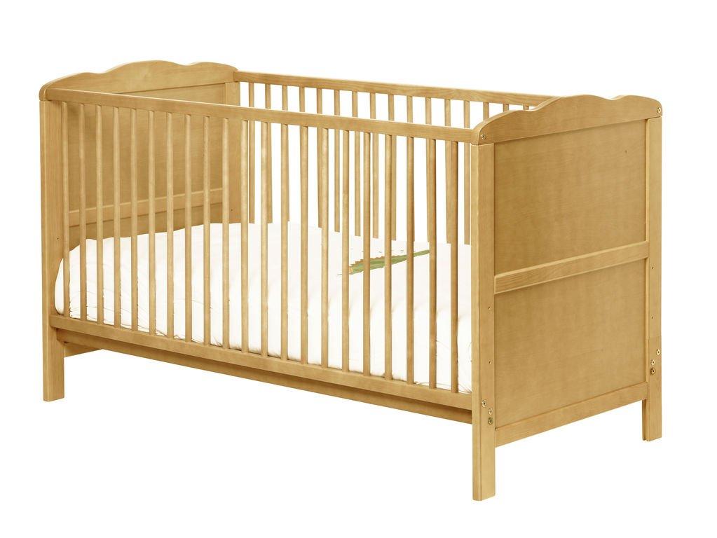 Saplings Kirsty Cot Bed (Natural)       Babyreviews
