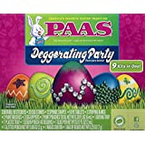 Paas Deggorating Party Egg Decoration Kit 9 Kits in One!