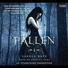 Fallen | Livre audio Auteur(s) : Lauren Kate Narrateur(s) : Justine Eyre