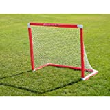 Park and Sun Sports 54-Inch PVC Goal with Red Sleeve Net