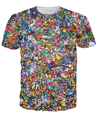 c03c2c0e2 Fun T-shirts for Pokemon Fans of All Ages