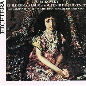 Pyotr Il'yich Tchaikovsky, Children's album Op. 39, Album pour les enfants, Souvenir de Florence