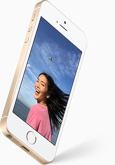Apple iPhone SE 16 GB SIM-Free Smartphone - Gold UK version