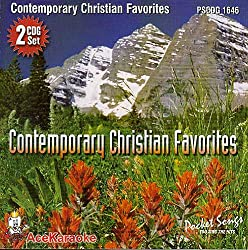Pocket Songs Karaoke CDG #1646 - Contemporary Christian Favorites