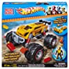 Mega Bloks Hotwheels Super Blitzen Monster Truck (Yellow)