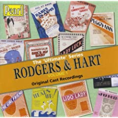 Rodgers & Hart Volume 1