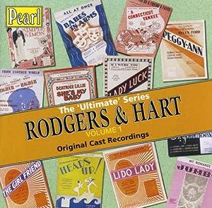 Rodgers & Hart, Vol. 1