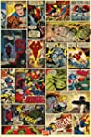 Marvel Comic Panels Poster - 91.5 x 6...