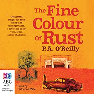 The Fine Colour of Rust Audiobook