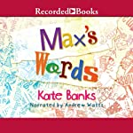Max's Words | Kate Banks
