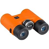 Bnise 1107 8x32 Porro Prism Binocular (Orange)