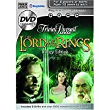 Trivial Pursuit DVD Game Lord Of The Rings Trilogy Edition