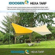 Fastcamp Hexa Tarp