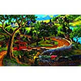 Somerset Spring 1000pc Jigsaw Puzzle by Tom Antonishak
