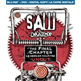 Saw: The Final Chapter (Uncut) [Blu-ray + DVD + Digital Copy] (Bilingual)