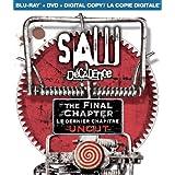 Saw: The Final Chapter (Uncut) [Blu-ray + DVD + Digital Copy] (Bilingual)