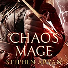 Chaosmage: Age of Darkness, Book 3 Audiobook by Stephen Aryan Narrated by Matt Addis