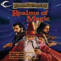 Realms of Magic: A Forgotten Realms Anthology (       UNABRIDGED) by R. A. Salvatore, Elaine Cunningham, Ed Greenwood, Christie Golden Narrated by Darren Stephens